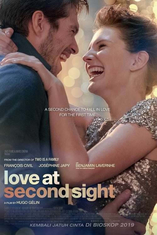 Cover Love at Second Sight