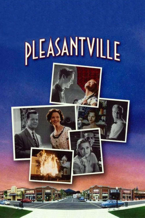 Film poster for Pleasantville