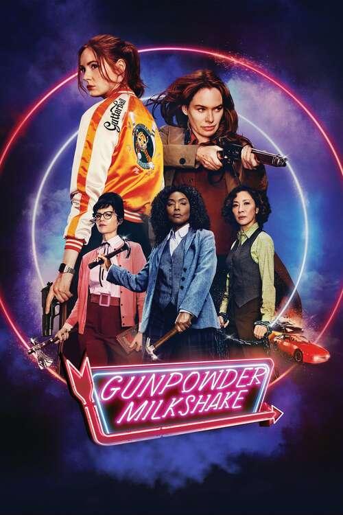 Gunpowder Milkshake, 2021 - ★★★