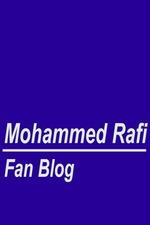 Mohammed Rafi Fan Blog