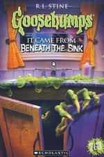 Goosebumps: It Came from Beneath the Kitchen Sink