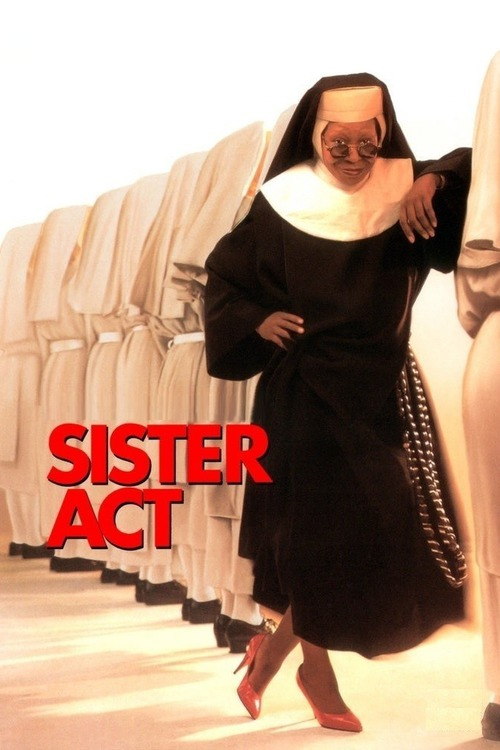 Film poster for Sister Act