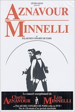 Aznavour and Minnelli