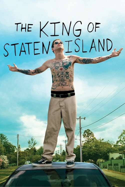 Cover The King of Staten Island