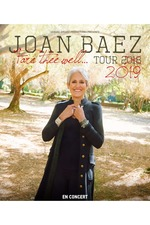 Joan Baez: The Fare Thee Well Tour 2018/2019