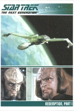 Star Trek: The Next Generation: Redemption