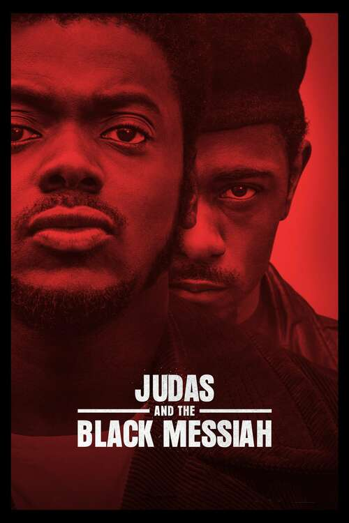 Cover Judas and the Black Messiah
