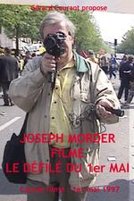 Joseph Morder filme le défilé du Premier Mai