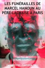 Les funérailles de Marcel Hanoun au Père-Lachaise à Paris
