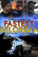 Fastest Delorean in the World