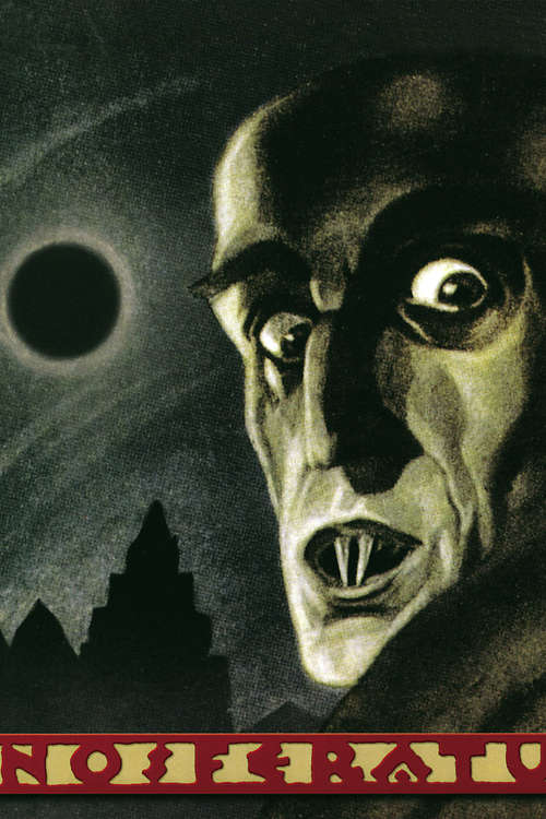 Film poster for Nosferatu