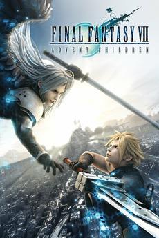 Final Fantasy Vii Advent Children 2005 Directed By Tetsuya