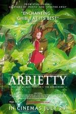 Arrietty UK