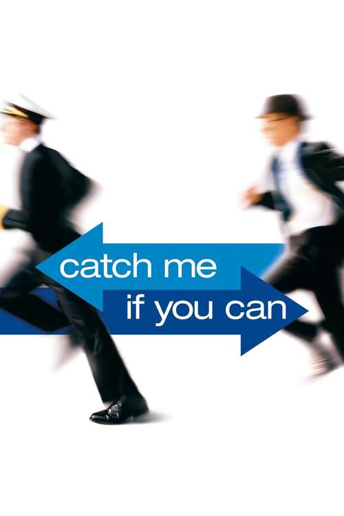 Film poster for Catch Me If You Can