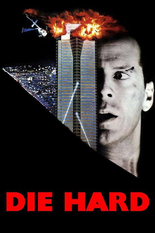 Film poster for Die Hard