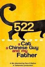 522. A Cat, a Chinese Guy and My Father