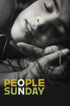 People on Sunday (1930)