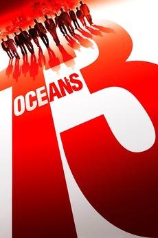 ocean 13 cast