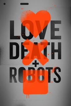 Love, Death & Robots : Good Hunting