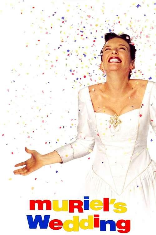Muriel's Wedding movie poster