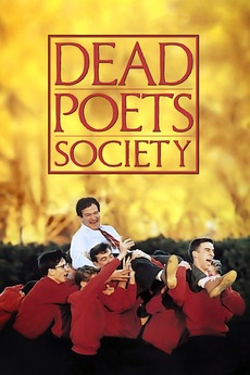 the search for identities in dead poets society a film by peter weir Search film & dvd reviews books books  dead poets society  here is a very special movie directed by peter weir and written by tom schulman, two men who .