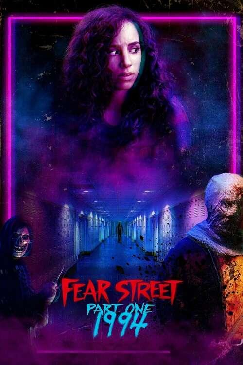 Fear Street: 1994 movie poster