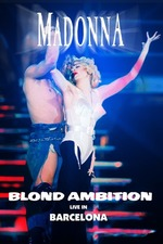 Madonna Blond Ambition World Tour 90 from Barcelona