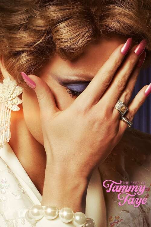 The Eyes of Tammy Faye movie poster