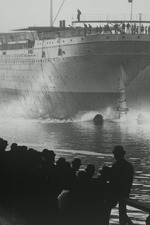 Launch of the 'Oceanic'