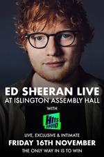 Ed Sheeran - Intimate Live Gig at Islington Assembly Hall