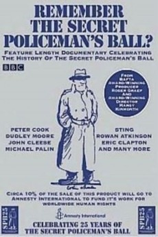 Remember the Secret Policeman's Ball?