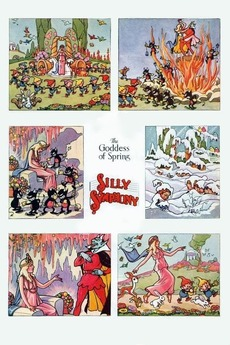 The Goddess of Spring