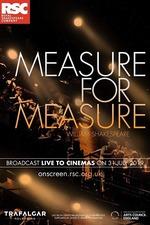 RSC Live: Measure for Measure