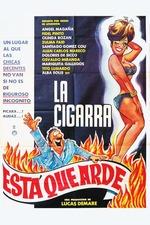 La cigarra está que arde