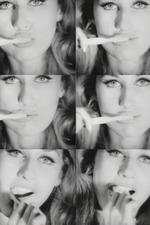 Screen Test: Jane Holzer (Toothbrush)