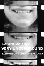 Gerard Malanga's Film Notebooks