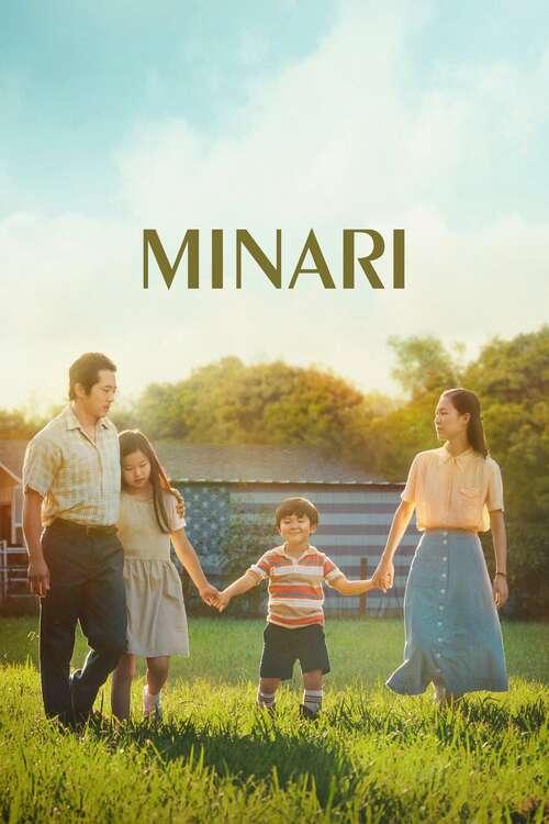 Film poster for Minari