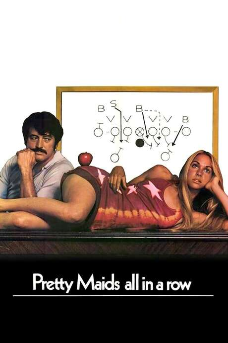 DVD Pick: 5 Reasons To Love Pretty Maids All In A Row
