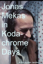 Jonas Mekas in Kodachrome Days