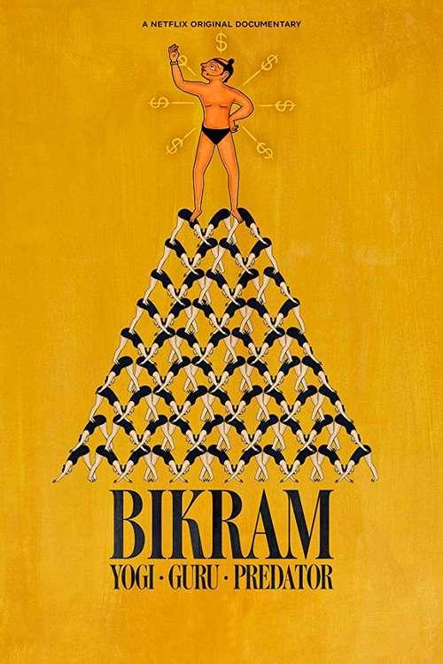 Cover Bikram: Yogi, Guru, Predator