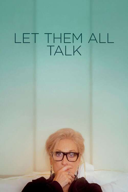 Cover Let Them All Talk