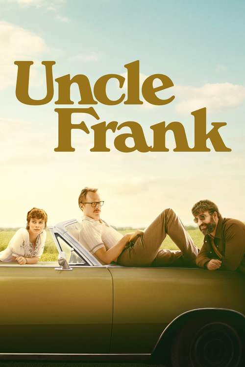 Film poster for Uncle Frank