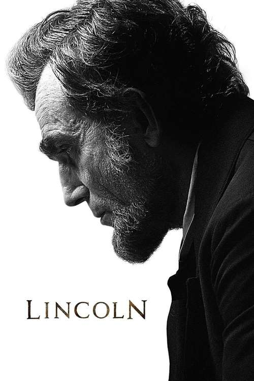 Film poster for Lincoln