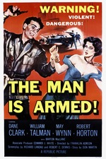 The Man Is Armed