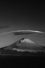 Mount Fuji – The Movement of Clouds