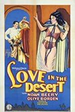 Love In The Desert