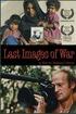 Last Images Of War