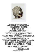 Nebuchadnezzar: A Kanye West Opera