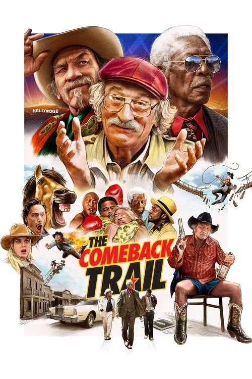 Cover The Comeback Trail