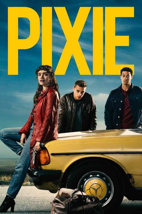 Cover Pixie